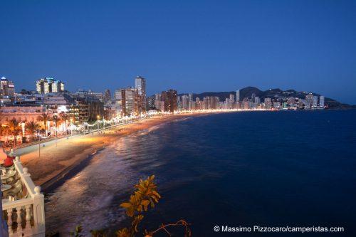 Spain, Benidorm