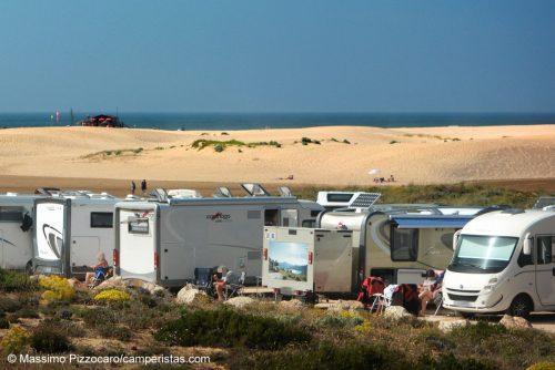 Portugal, Algarve, Carrapateira, Praia da Bordeira