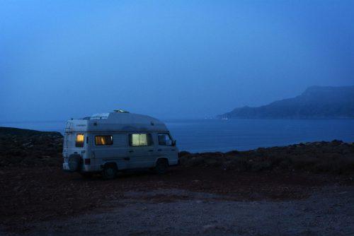 Greece, Crete, Balos Beach