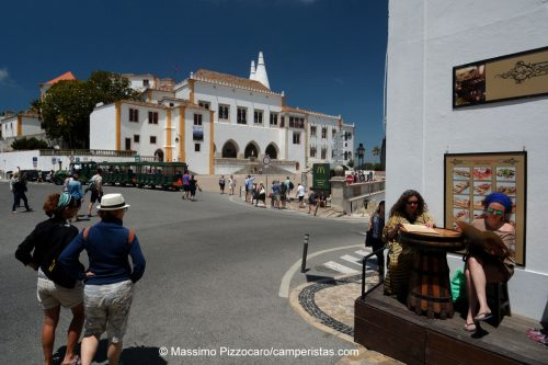 Il Palazzo Nazionale di Sintra