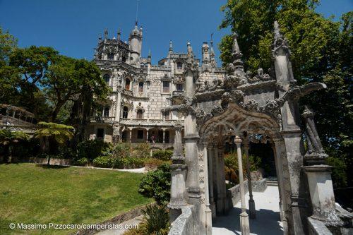 Il palazzo di Regaleira
