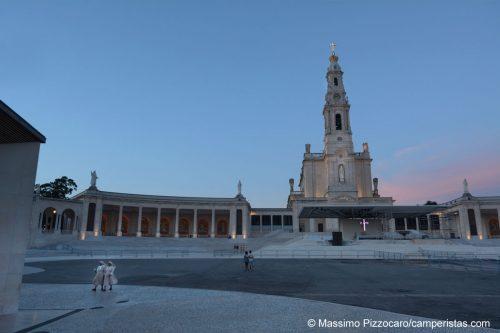 La basilica di Fatima