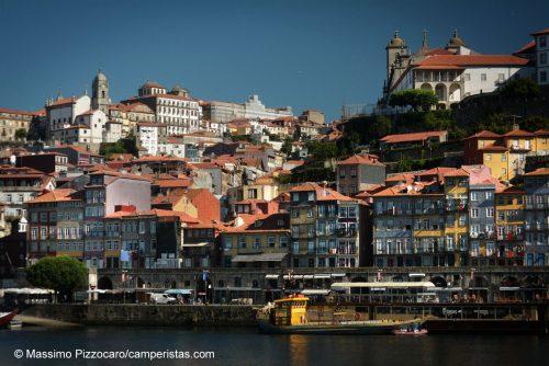 Cartolina di Porto.