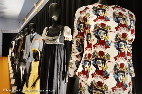 Mostra sulla manifattura di moda in Galizia.