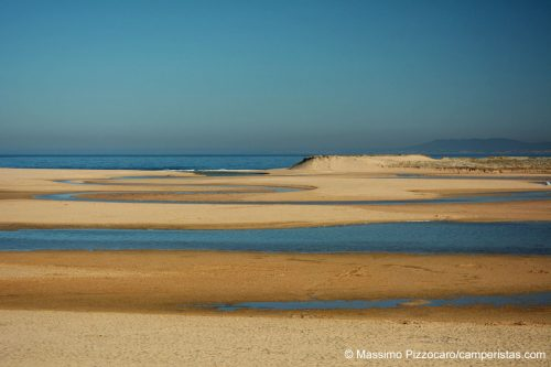 Portugal, Setubal, Lagoa de l'Albufeira