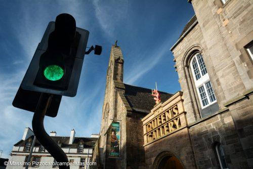 Per le strade di Edimburgo...