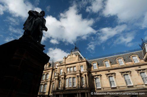 Edimburgo, quando esce un raggio di sole splende veramente :)