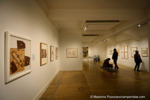La mostra temporanea di Joseph Beuys.