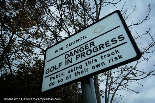 Attenzione alle palline da Golf!!!