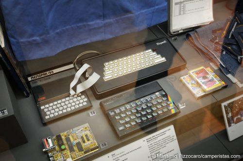 ZX80 e Spectrum :)