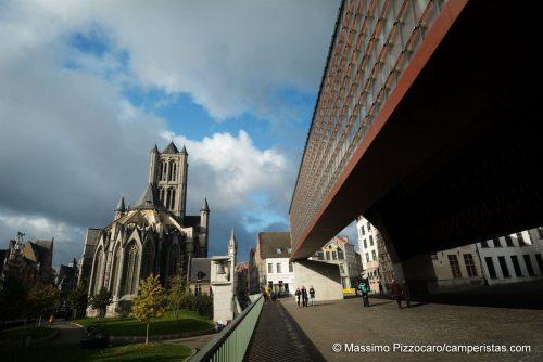 Belgium, Ghent (Gent)