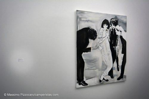 Nicole De Lamarge e i Rolling Stones, di Paulina Olowska