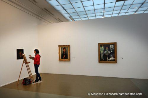 La galleria d'arte moderna, Modigliani