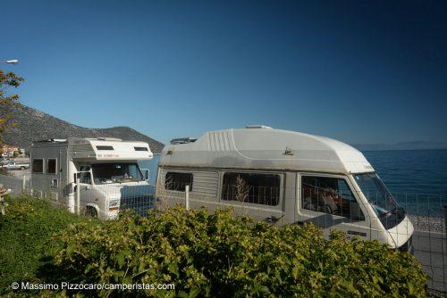 I nostri camper